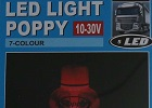LED Light for Poppy MULTI colour 10-30V