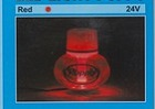 LED Light for Poppy RED (incl. 1 m snoer)