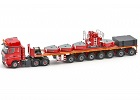 IMC Mercedes met 7-as Ballasttrailer