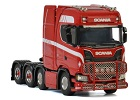 WSI Scania CS20H highline 8x4 rood